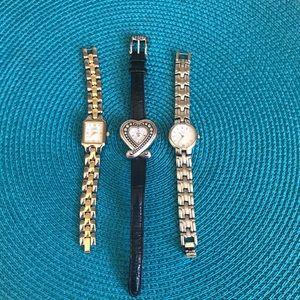 Brighton and Anne Klein Watches
